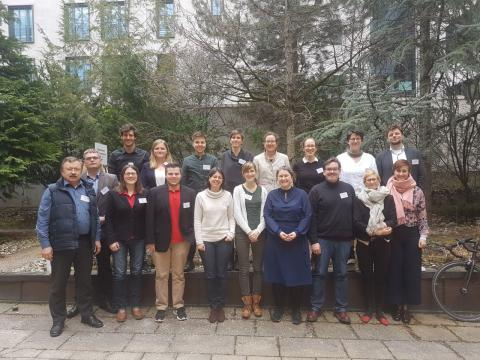 "social scientists involved in the research programme ""Plastic in the Environment"""