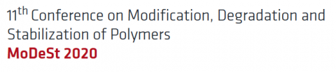 MoDeSt 2020 - 11th Conference on Modification, Degradation and Stabilization of Polymers